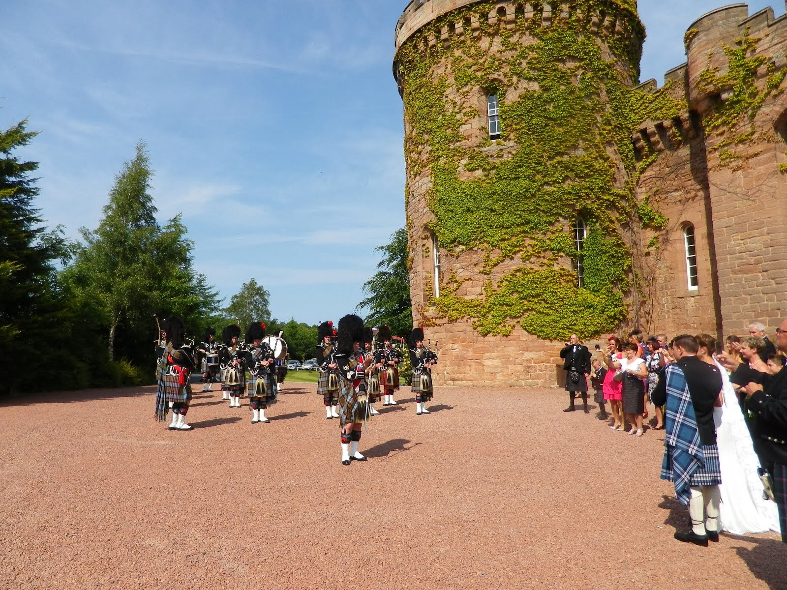 Stirling Police Pipe Band