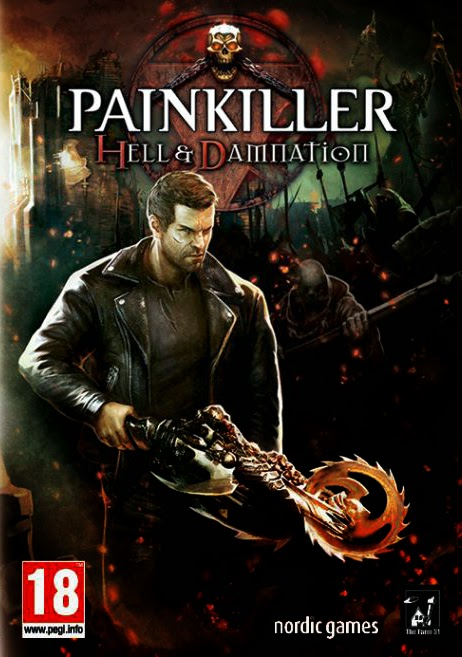 PAINKILLER HELL AND DAMNATION UPDATE 8 INCL DLC