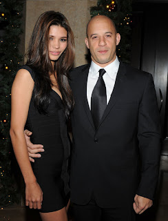 Vin Diesel Wife Paloma Jimenez Photo 2012