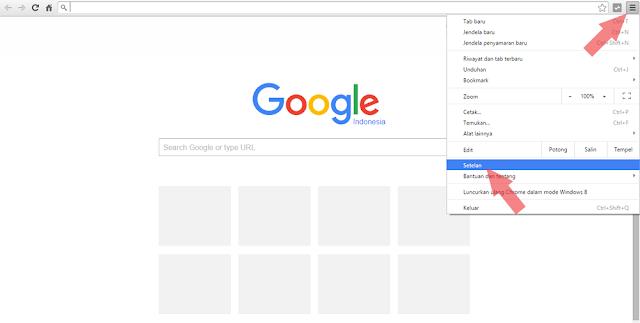 Cara Menggunakan Fitur Google Translate di Browser Google Chrome Desktop