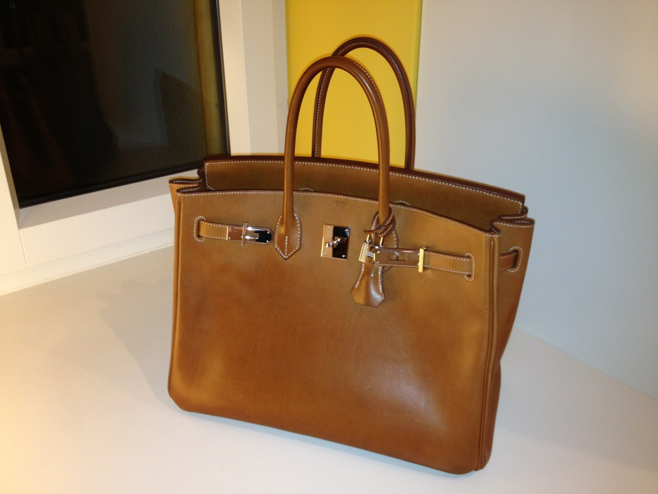 canada auth hermes kelly 40 ardennes leather in havana brown colour 2001  76293 d6095 0b361fc4eb962
