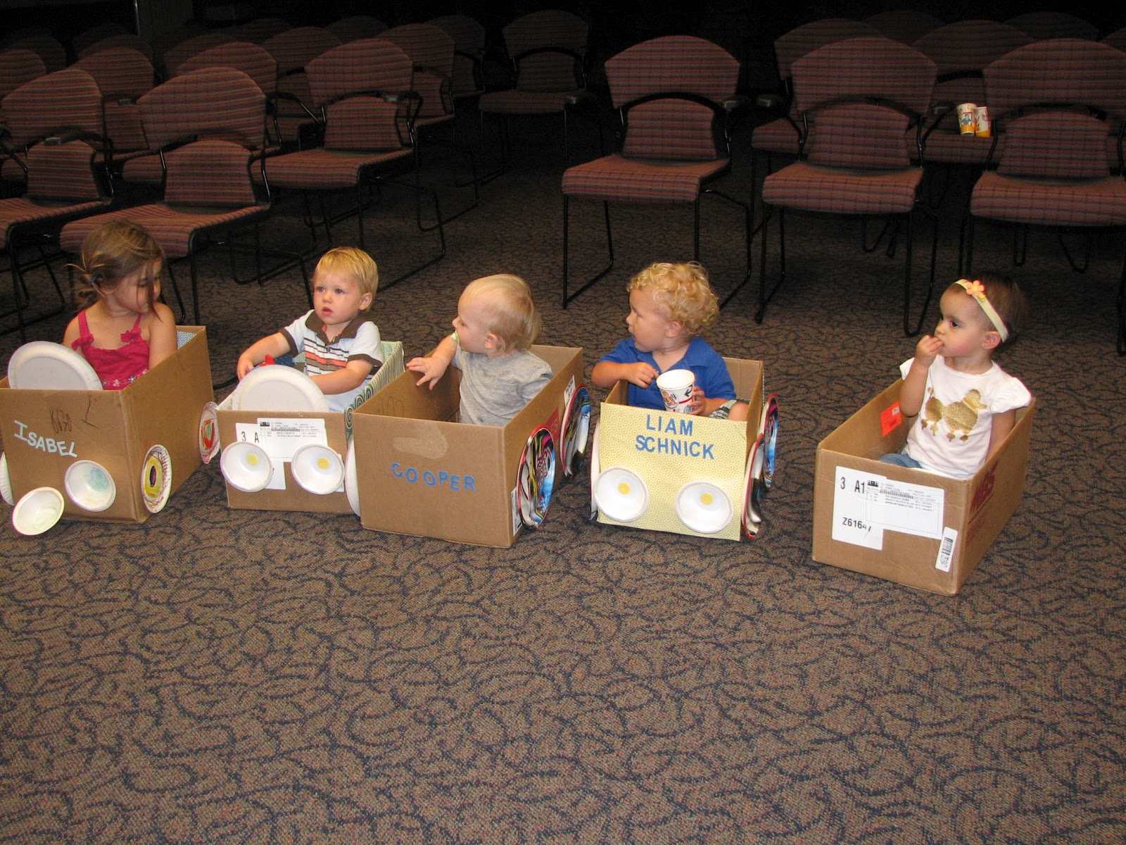 tiny tips for library fun toddler drivein movie