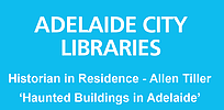 Allen Tiller - Haunted Buildings in Adelaide Residency Collection
