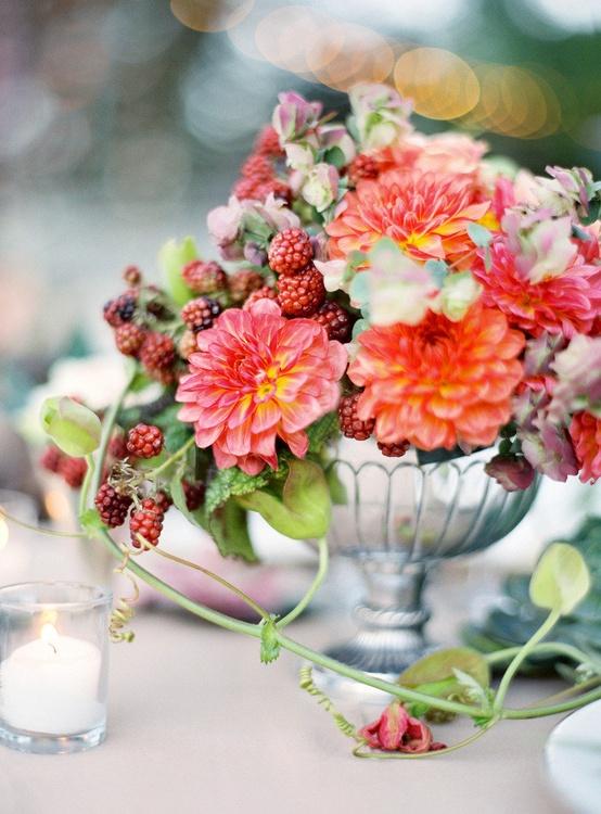 Moje wielkie wiejskie wesele dekoracja stołu weselnego