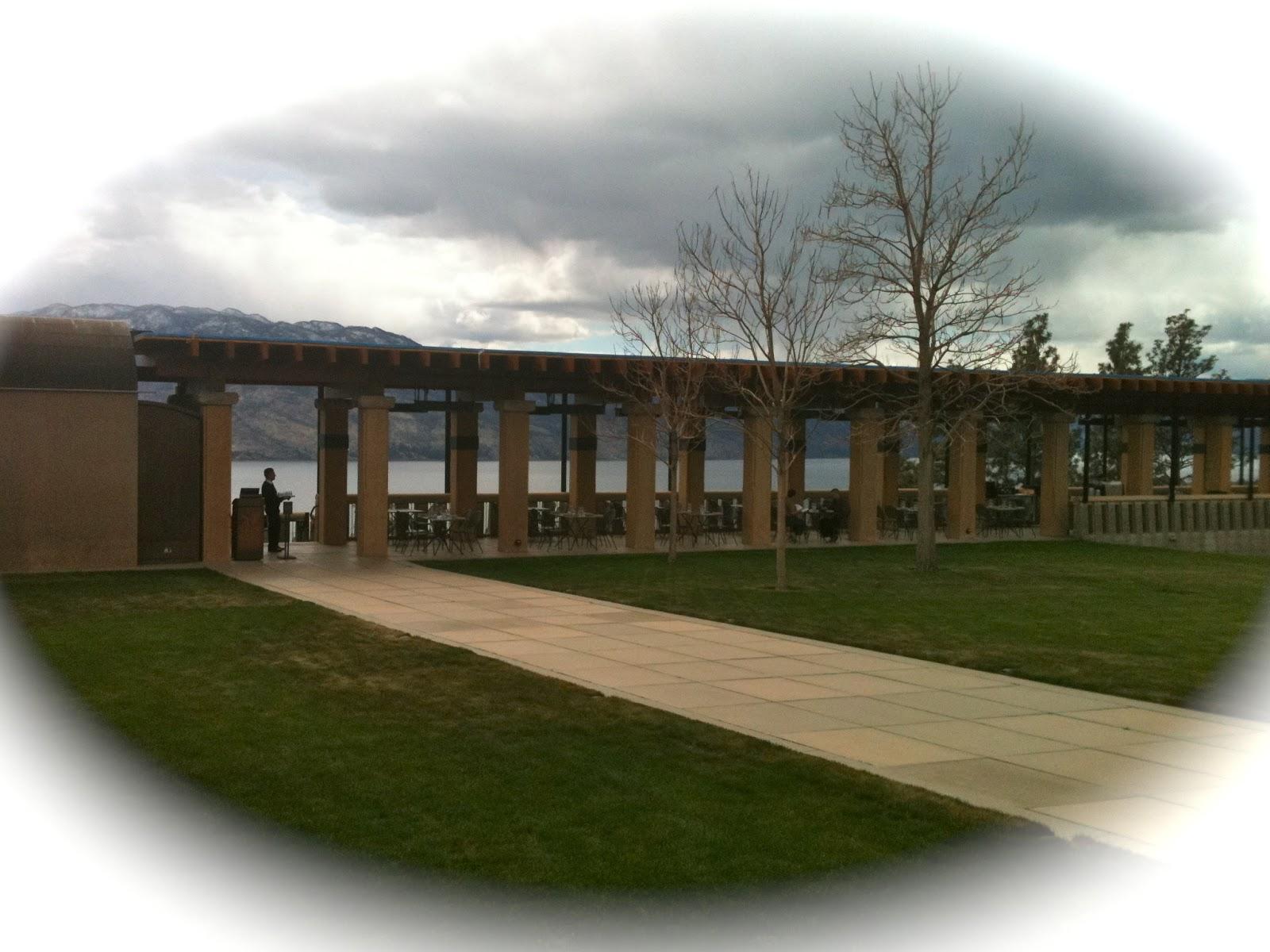 Okanagan Valley\'s Best Winery Restaurants   spaswinefood