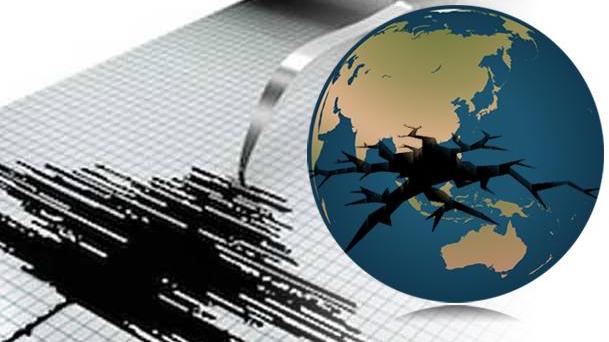 Gempa Bumi Mungkin Berlaku Di Seluruh Dunia