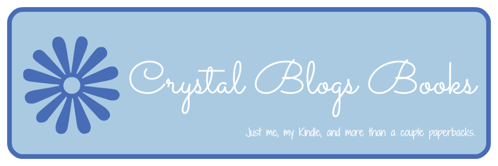 Crystal Blogs Books