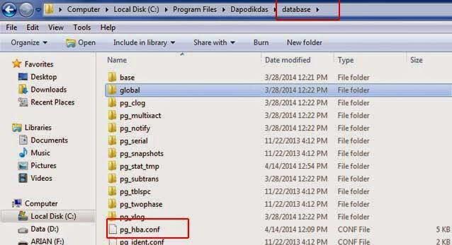 jika telah di instal sekarang copykan file kedua yang telah anda ...