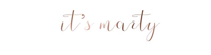 IT'S MARTY