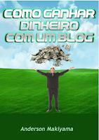 Como ganha dinheiro com um blog.