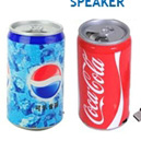 speaker cocacola