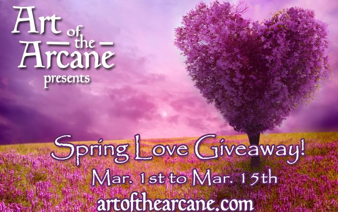 Spring Love Giveaways!