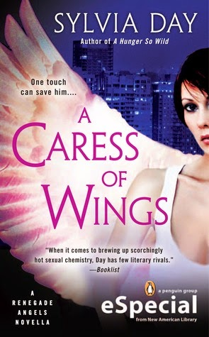 A Caress of Wings    Sylvia Day   PDF