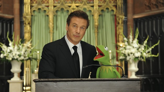 'Thank you, Kermit, for explaining the afterlife to us.'