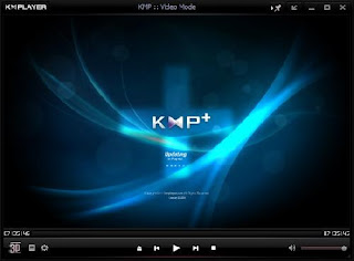 The KMPlayer Plus 3.4.0.55