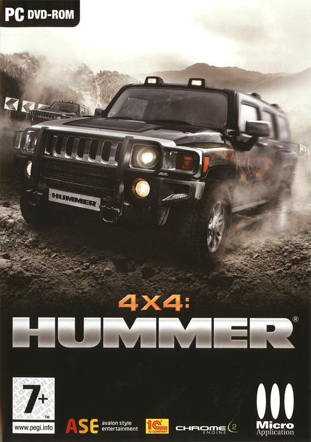 hummer 4x4: