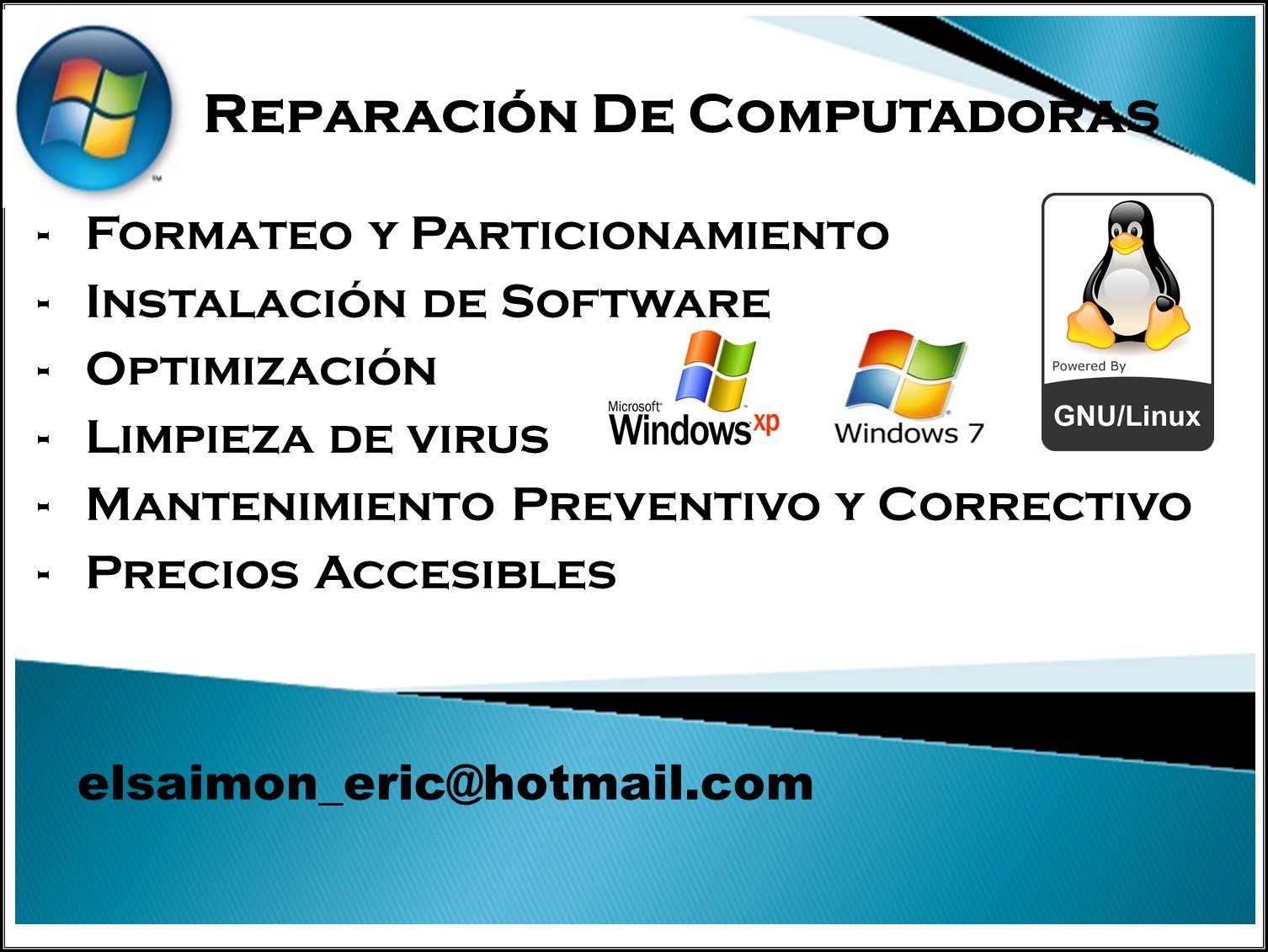 EPT Reparación De Computadoras: Reparación de Computadoras - photo#6