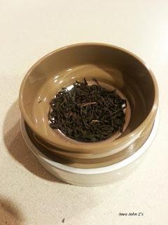 Loose Tea in Libre Mug Filter