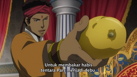 Arslan Senki Episode 18 Subtitle Indonesia