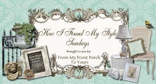 From My Front Porch To Yours- How I Found My Style Sundays