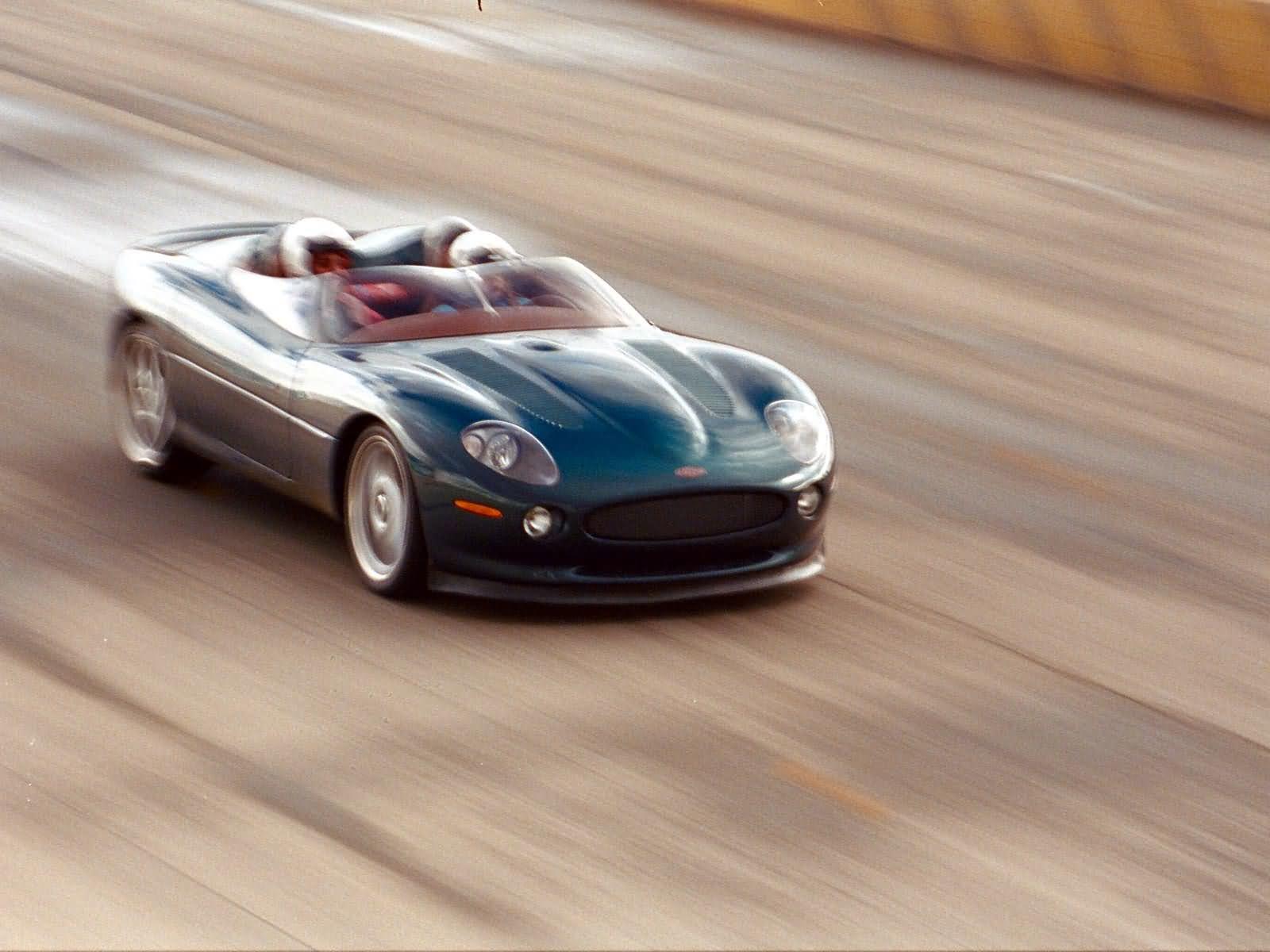 U002798 Jaguar XK180 Concept