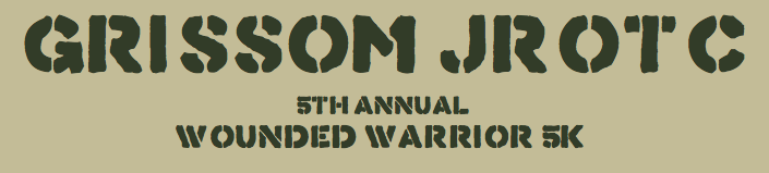 Grissom JROTC Wounded Warrior 5K - Feb 22, 2014