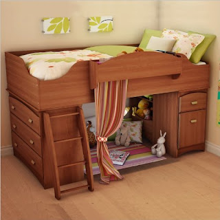 South Shore Loft Bed Imagine Collection, Image