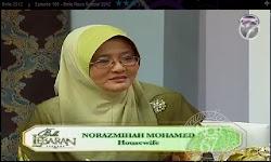 BELLA Raya Special, NTV7