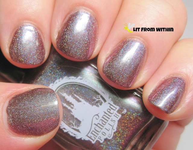 Enchanted Polish Calendar polish February 2013