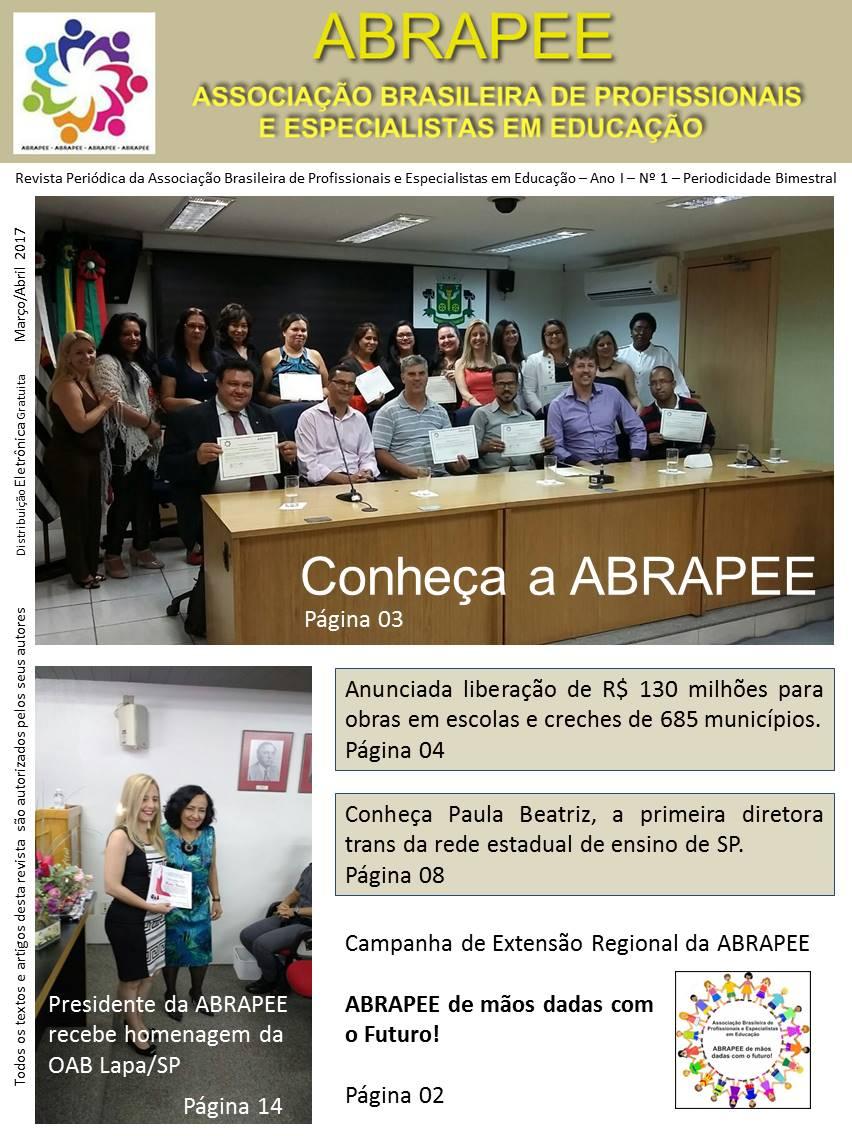 Revista da ABRAPEE nº1
