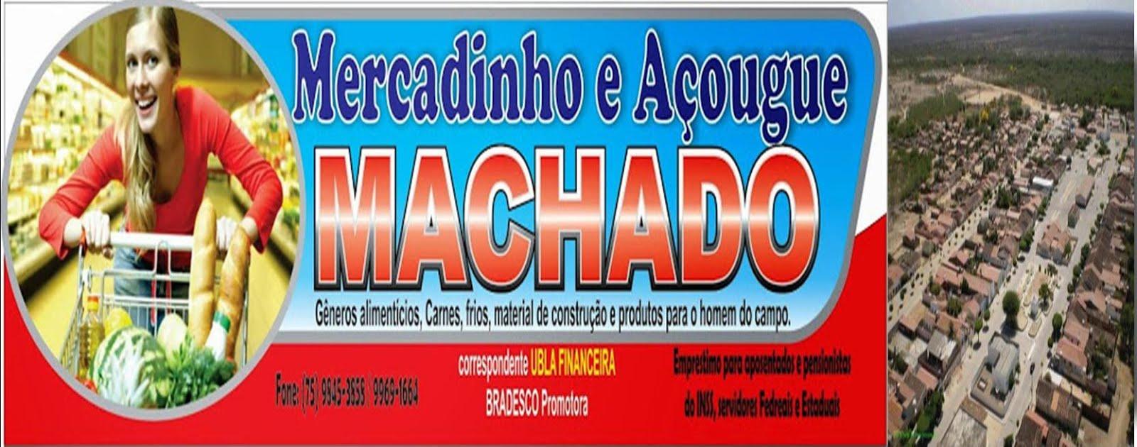 Mercadinho e Açougue Machado