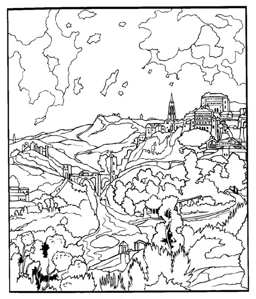 diego rivera coloring pages - photo#6