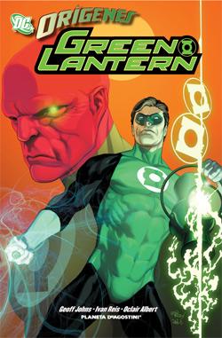DC Orígenes: Green Lantern