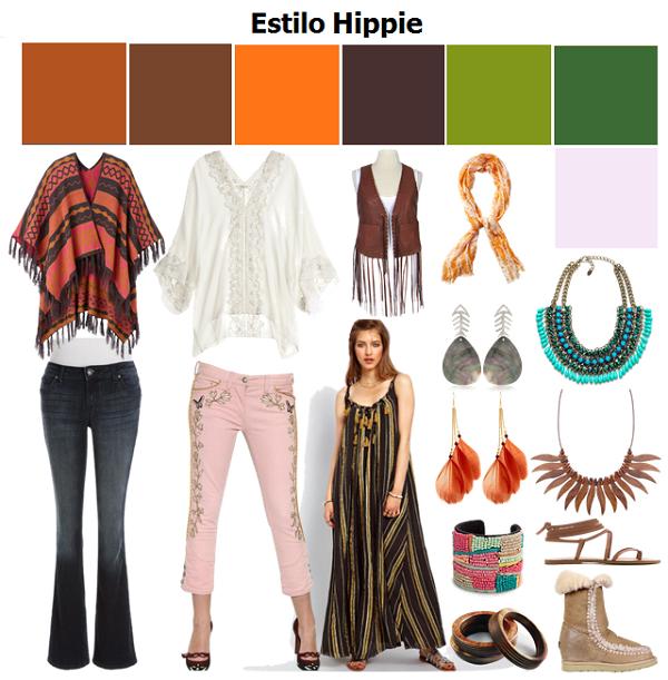 Dime tu estilo y te dir qui n eres bebloggera - Ropa hippie moderna ...