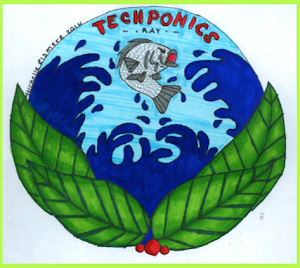 Click on the Logo to check out the Techponics Club Blog