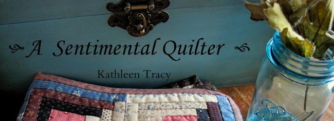 A Sentimental Quilter