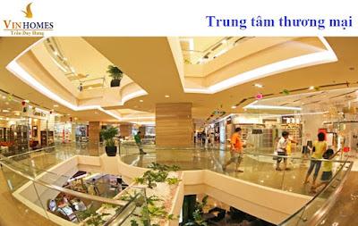 Trung tâm mua sắm bậc nhất Hà Nội