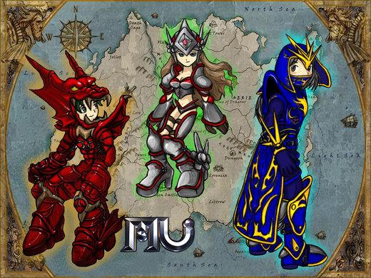 MU Online por narakudeamonsoul12