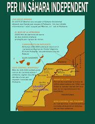 Mapa Sàhara