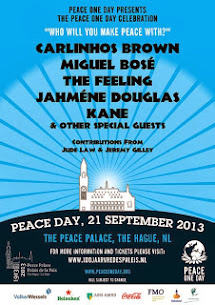 PEACE ONE DAY CELEBRATION