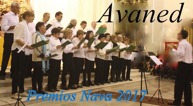 Avaned en los Premios Nava 2017