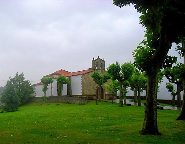 Santuario de la Virgen del Monte en Mogro