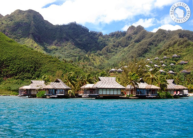 A day trip to Moorea is a priority for a 6-day getaway to Tahiti. More ideas on the Brave Little Cheesehead blog at bravelittlecheesehead.com
