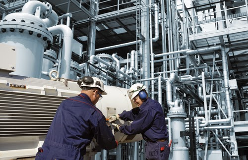 Oil and Gas Maintenance Workers