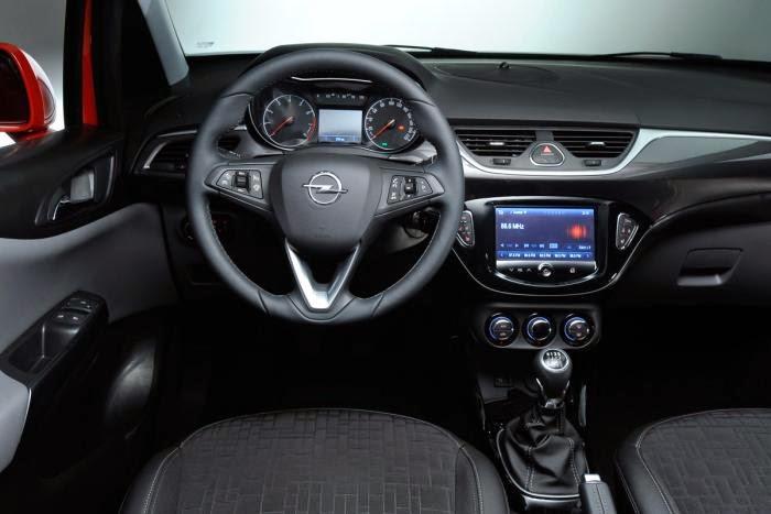 Motor atual opel corsa gama e pre os do novo corsa for Opel corsa e interieur
