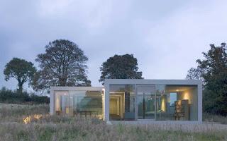 arquitectura y diseño en Irlanda