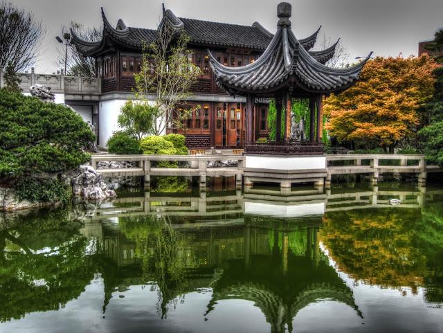 Thom Zehrfeld Photography Chinese Gardens Portland