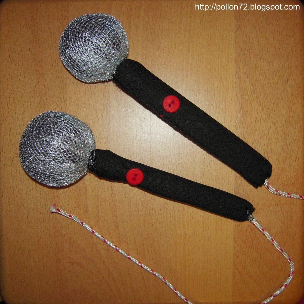 Conosciuto Mamma Claudia e le avventure del Topastro: Microfono di tessuto DR75