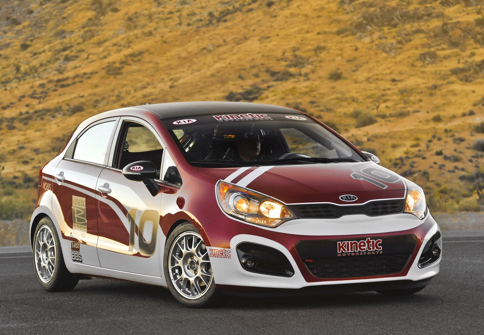 2012 Kia Rio 5 Door B Spec Racer   Sport Cars and Motorcycle News