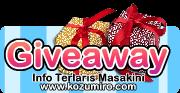 giveaway+kozumiro CERITA KISAH INFO TERLARIS MASA KINI